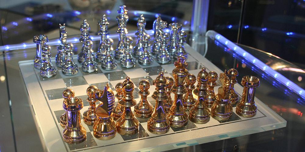 schach spielfeld